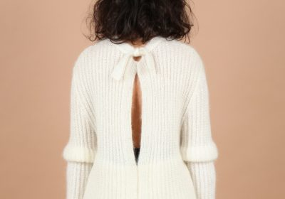 Gaelle Constantini Sweater Pull Slow Fashion