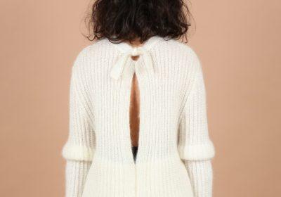 Gaelle Constantini Sweater Pull Slow Fashion