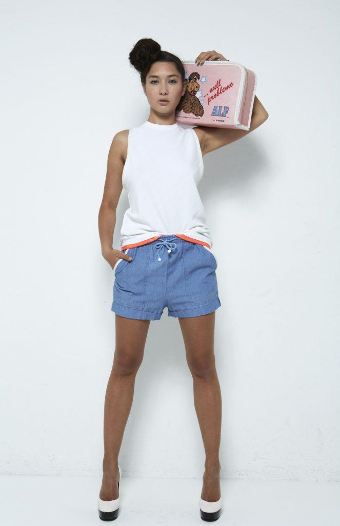 Gaelle Constantini créatrice de mode éthique