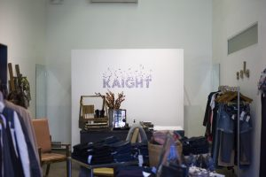 Inside Kaight Ethical Shop New York