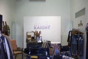 Inside Kaight Ethical Shop New York