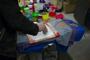 Brooklyn Rock Hand Made T-Shirts in Brooklyn New York