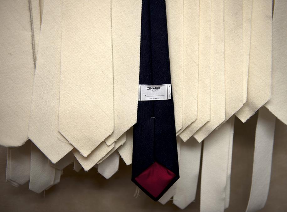 Cinabre Paris Cravates éthiques