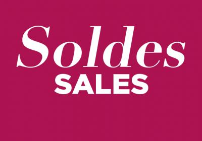 Soldes Sales