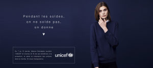 Soldes Maison Standards Unicef