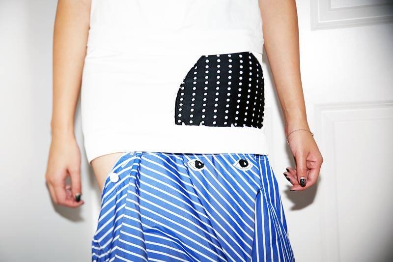 Flavialarocca Susie Bubble Style Bubble collaboration womenswear ethcal fashion mode éthique