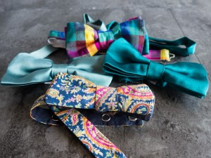 Slow Fashion Bowties Kenzo, Silverstairs and Colonel Moutarde
