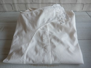 White Shirt Ken Okada Japanese Designer in Paris
