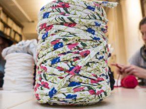 Woolkiss Bobine Jersey Recyclé Trapilho