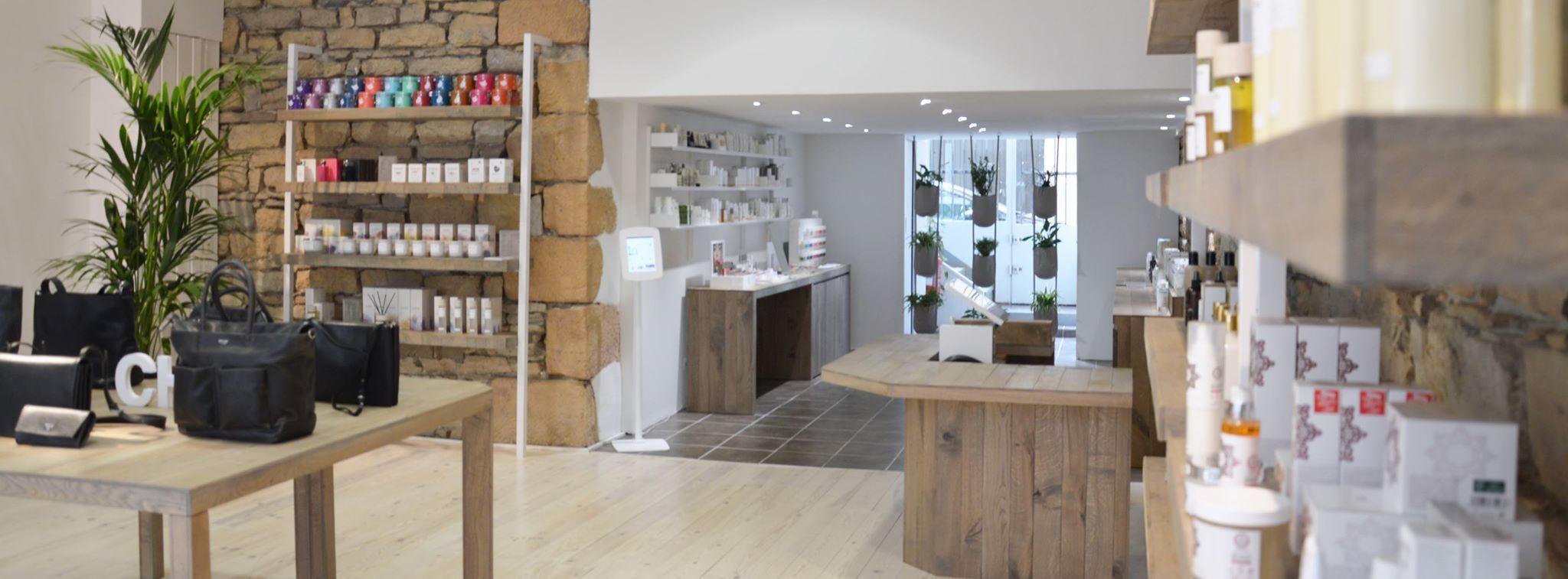 Ecocentric Boutique Lyon mode éthique