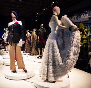 expo JPG Grand Palais défilé haute couture