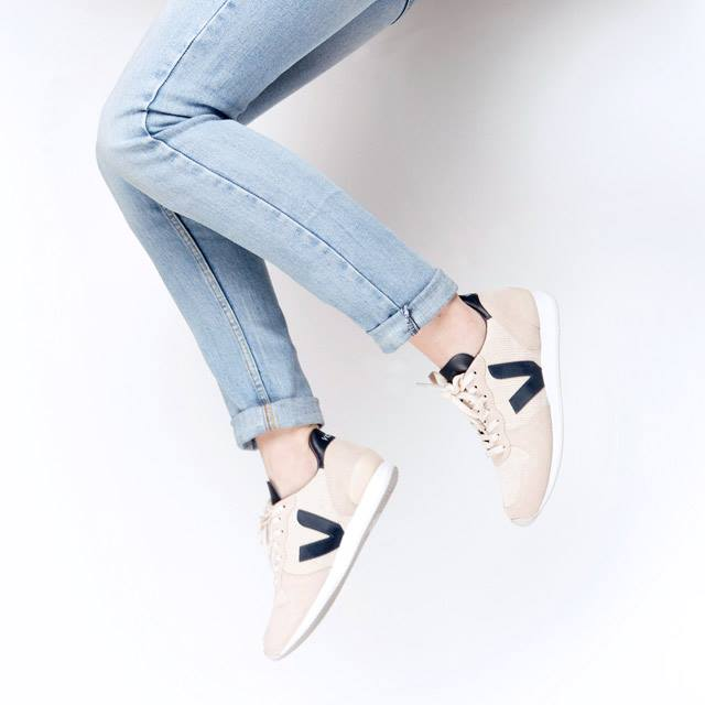 Veja Holiday Low Top Suede Sneakers Fair Trade
