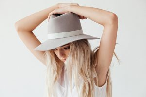 Janessa Leoné SS15 hats made in the USA