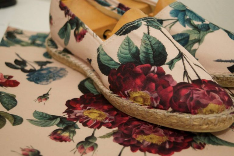 Maiett espadrilles pays basque Garden Party
