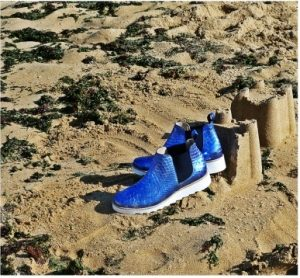 Maurice Manufacture SS15 made in France shoes chaussures chateau de sable