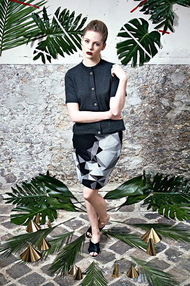 Misericordia Jupe Delito Dinamita SS15 Skirt