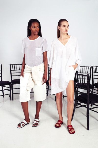 Organic by John Patrick sustainable fashion SS15 lookbook