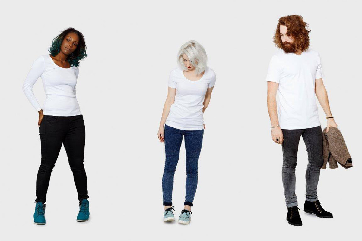The White T-Shirt Company Sustainable Fashion