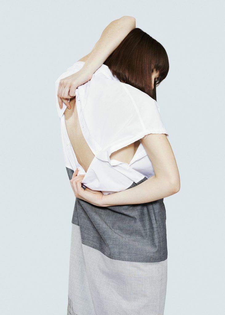 Study NY Shirt Dress Open Back 3.2
