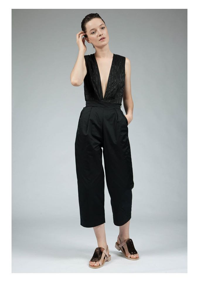 Flavialarocca Jumpsuit Master and Muse SS15