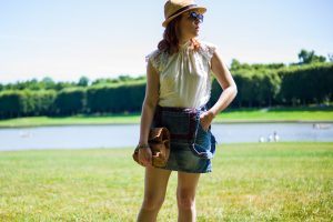 Look-bucolique-Versailles-Grand-Canal-sunny-sunday