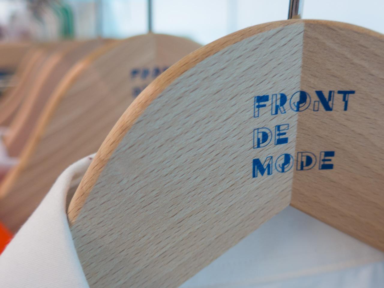 Front de Mode concept store rue volta dévloppement durable