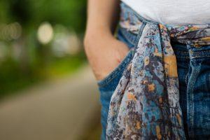 Summer Queen ceinture belt foulard scarf Joana Almagro