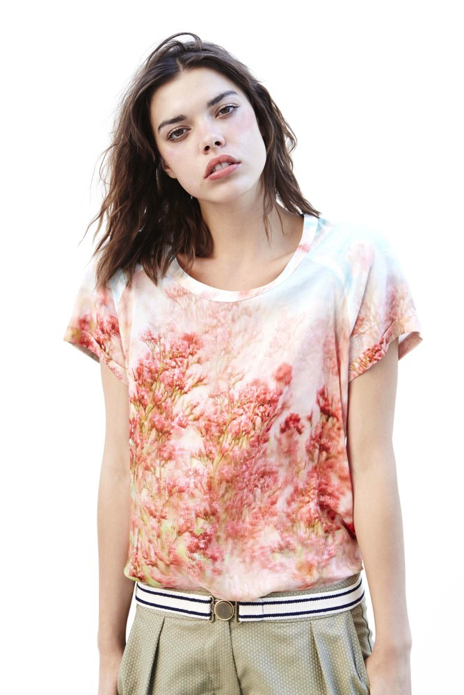 Suzie Winkle T-shirt Claude