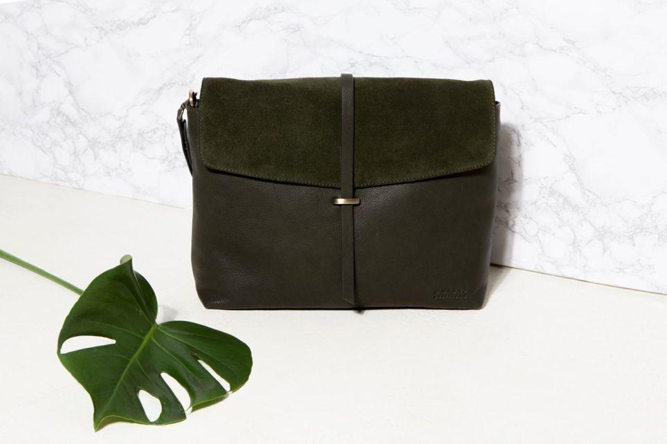 O My Bag Ella Green ethical fashion