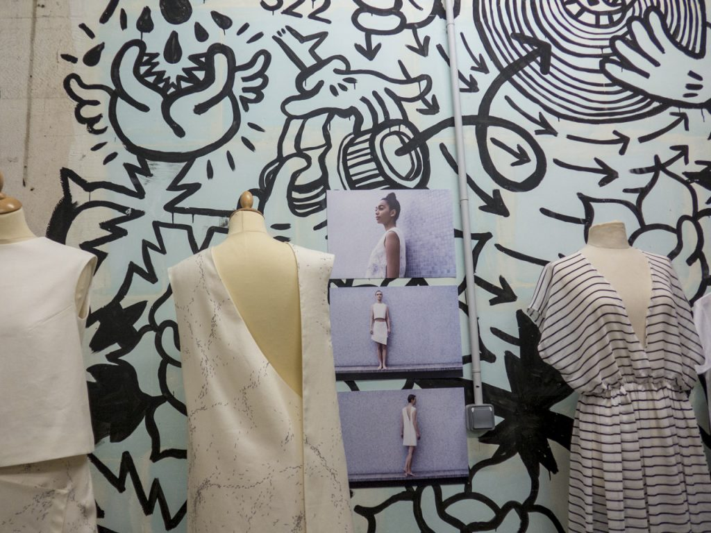 Robes Mercier Autelin Lin Made in France