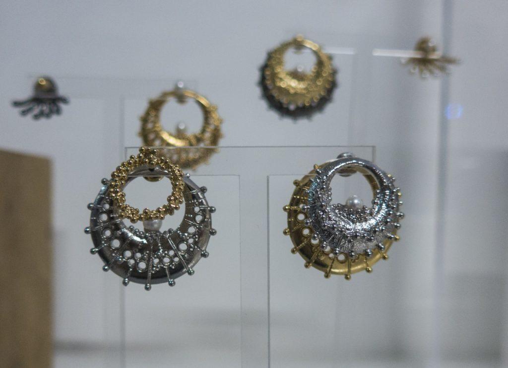 De La Forge Earrings Boucles d'oreilles