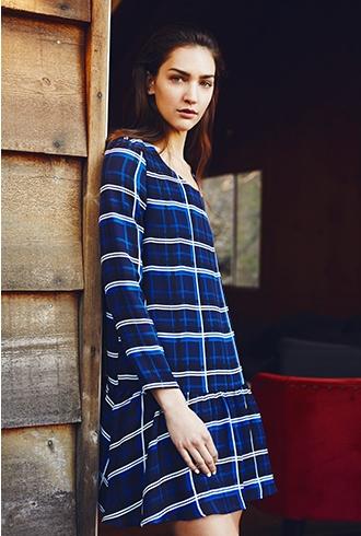Amour Vert Pilar Dress AW15