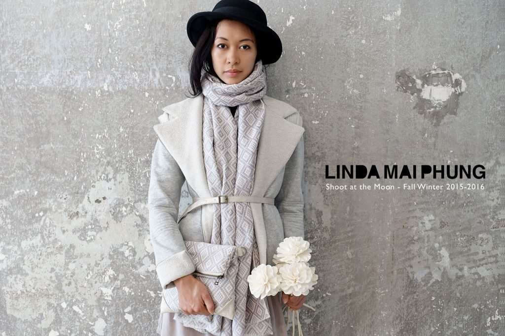 Linda Mai Phung Fashion Designer
