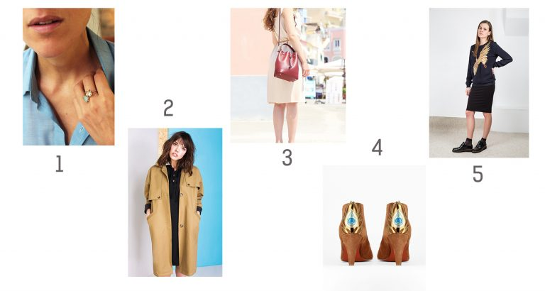 wishlist september mode éthique slow fashion