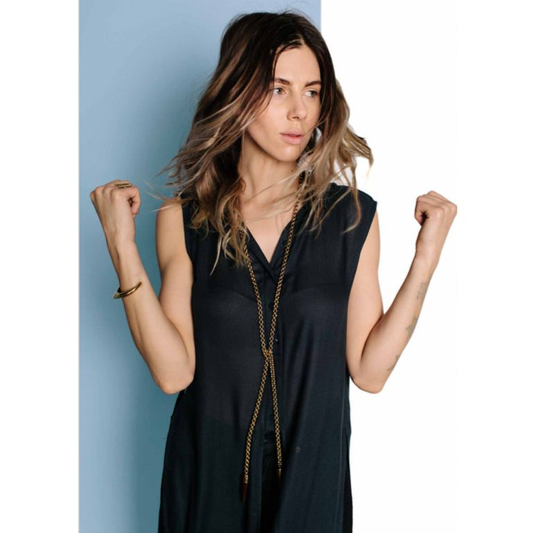Soko Knotted Talon Necklace Fair Trade