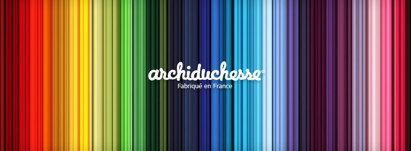 Archiduchesse made in France colors