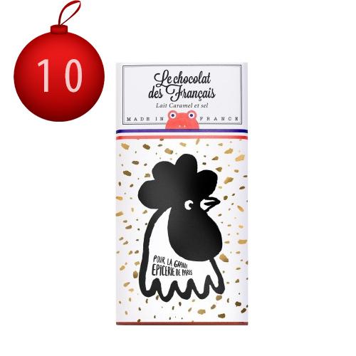 10 décembre Le Chocolat des français avent 2015