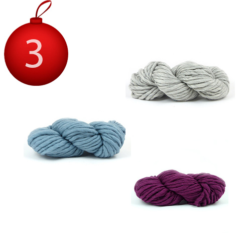 3 décembre Woolkiss Kit DIY knitting