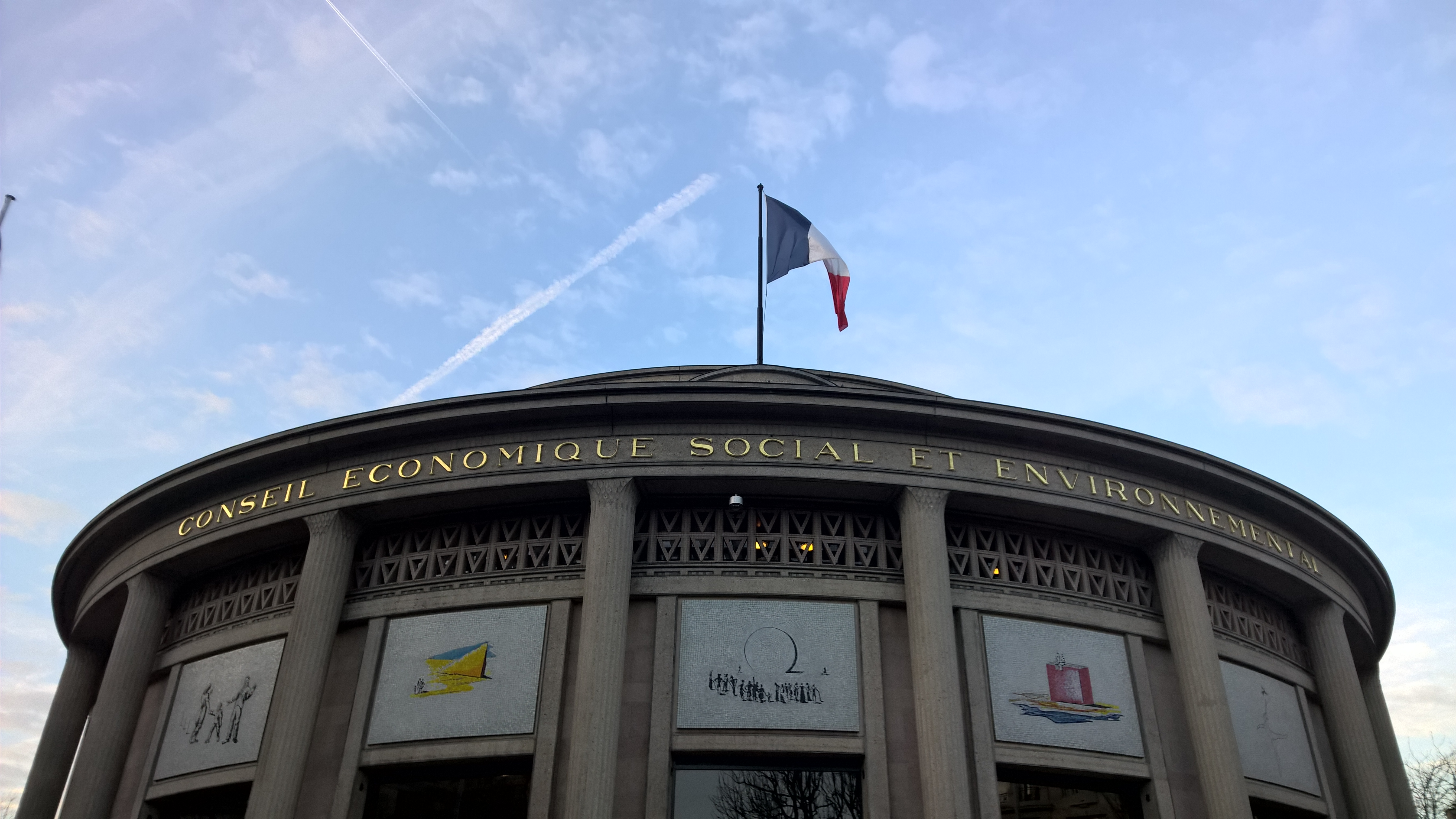 Changer la mode pour le climat COP21 Paris Mode éthique Conférence