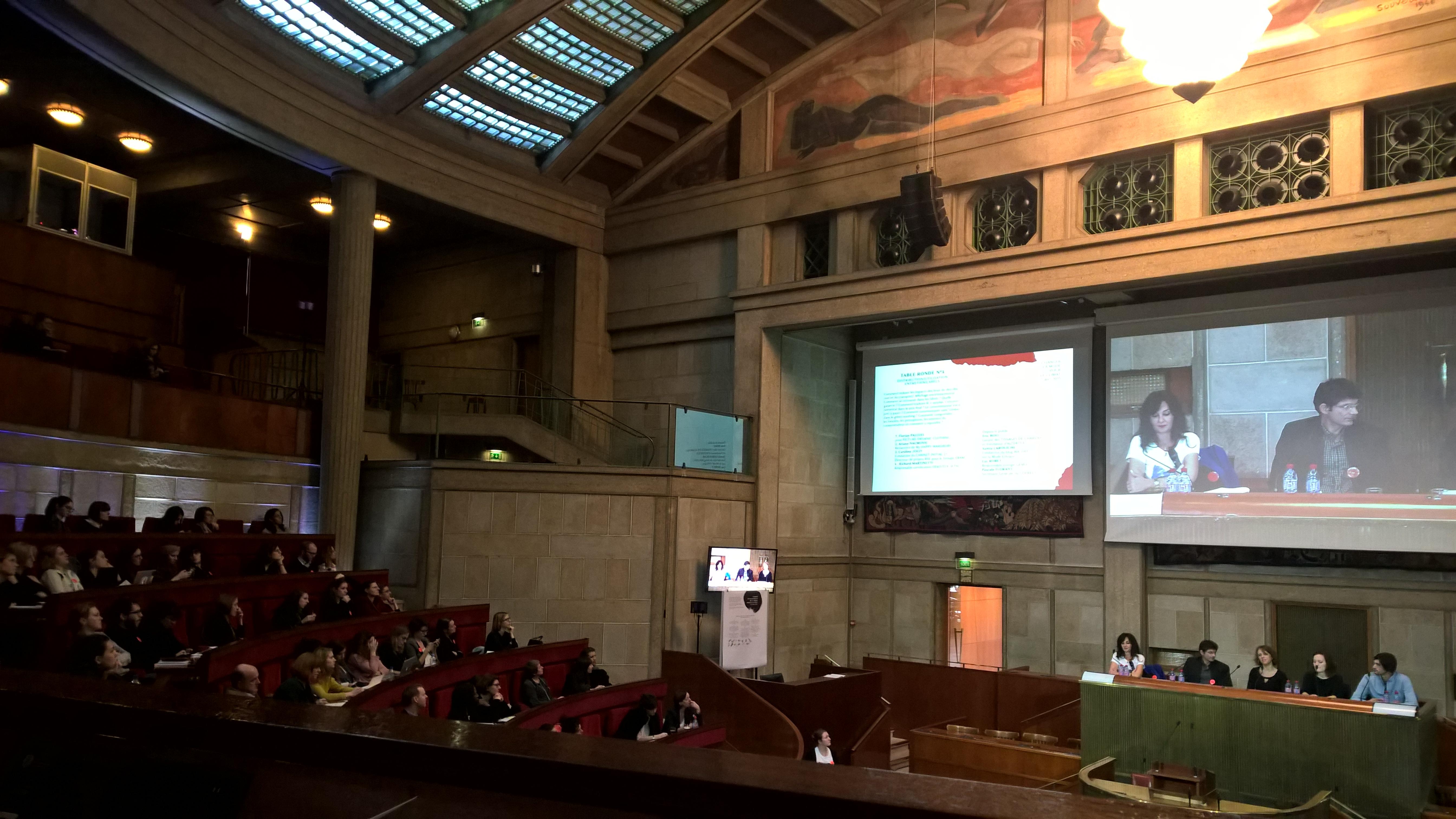 Changer la mode pour le climat COP21 Conseil économique social et environnemental