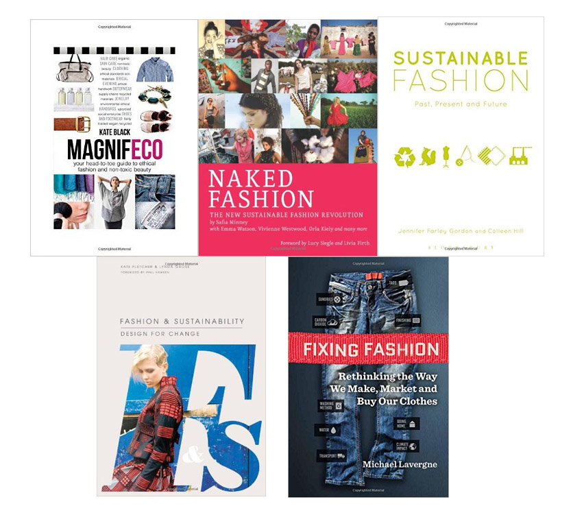 lecture mode éthique ethical sustainable fashion book