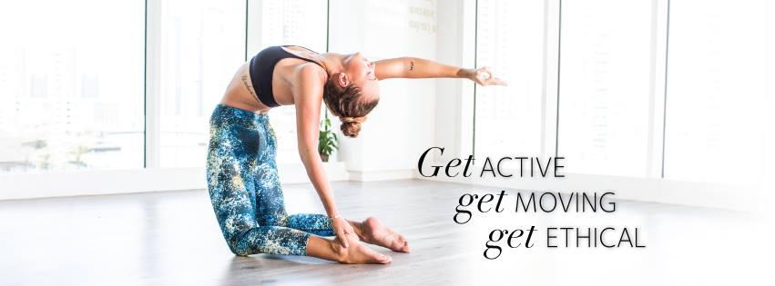 Dharma Bums Active Australian Yoga Activewear