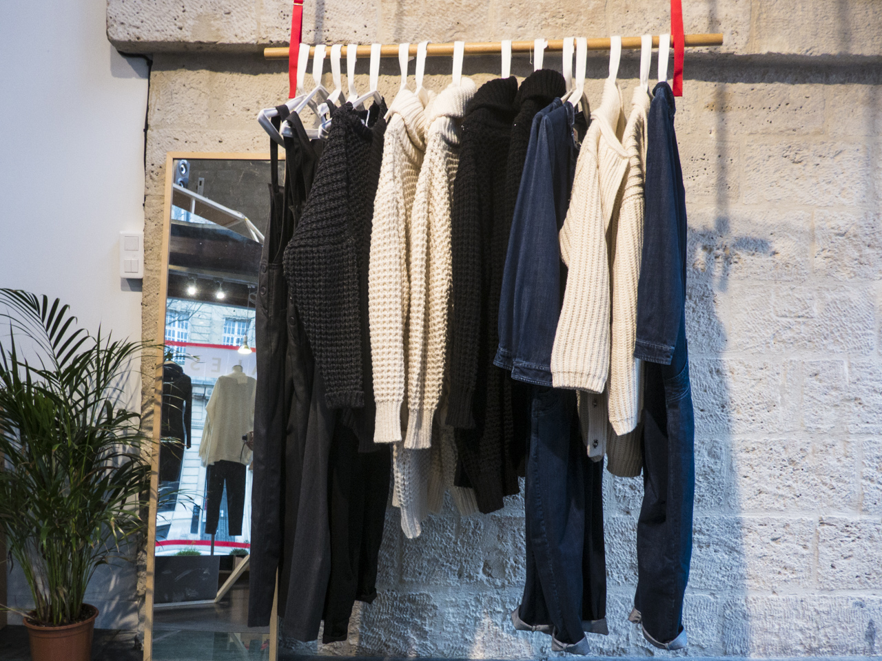 L'Herbe Rouge Paris Sustainable Fashion womenswear