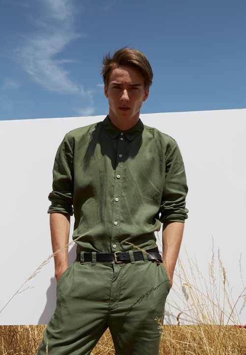l'herbe rouge SS16 eco fashion menswear style