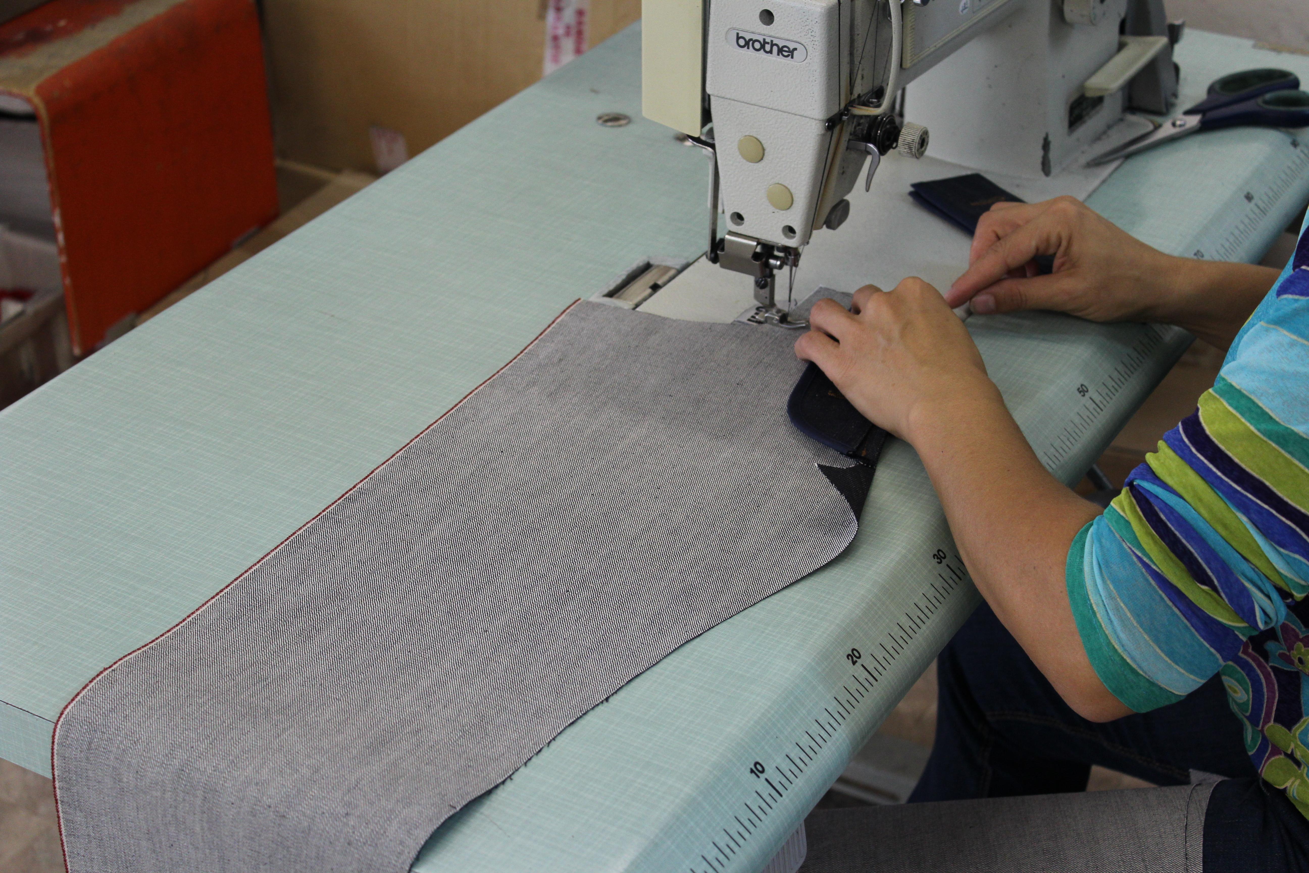 Ateliers de Nîmes fabricaton handmade artisanat