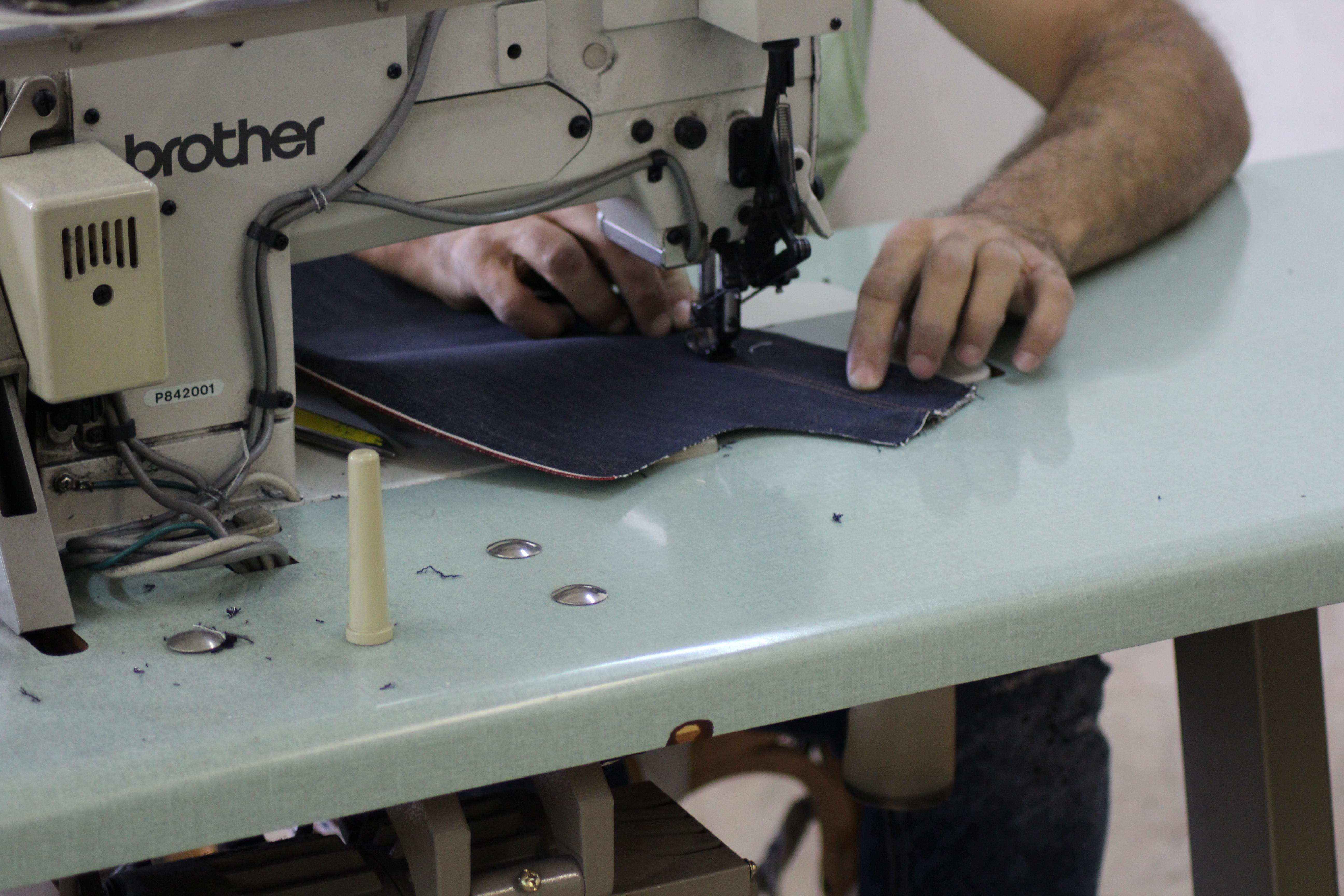 Ateliers de Nîmes fabrication artisans craftsmanship