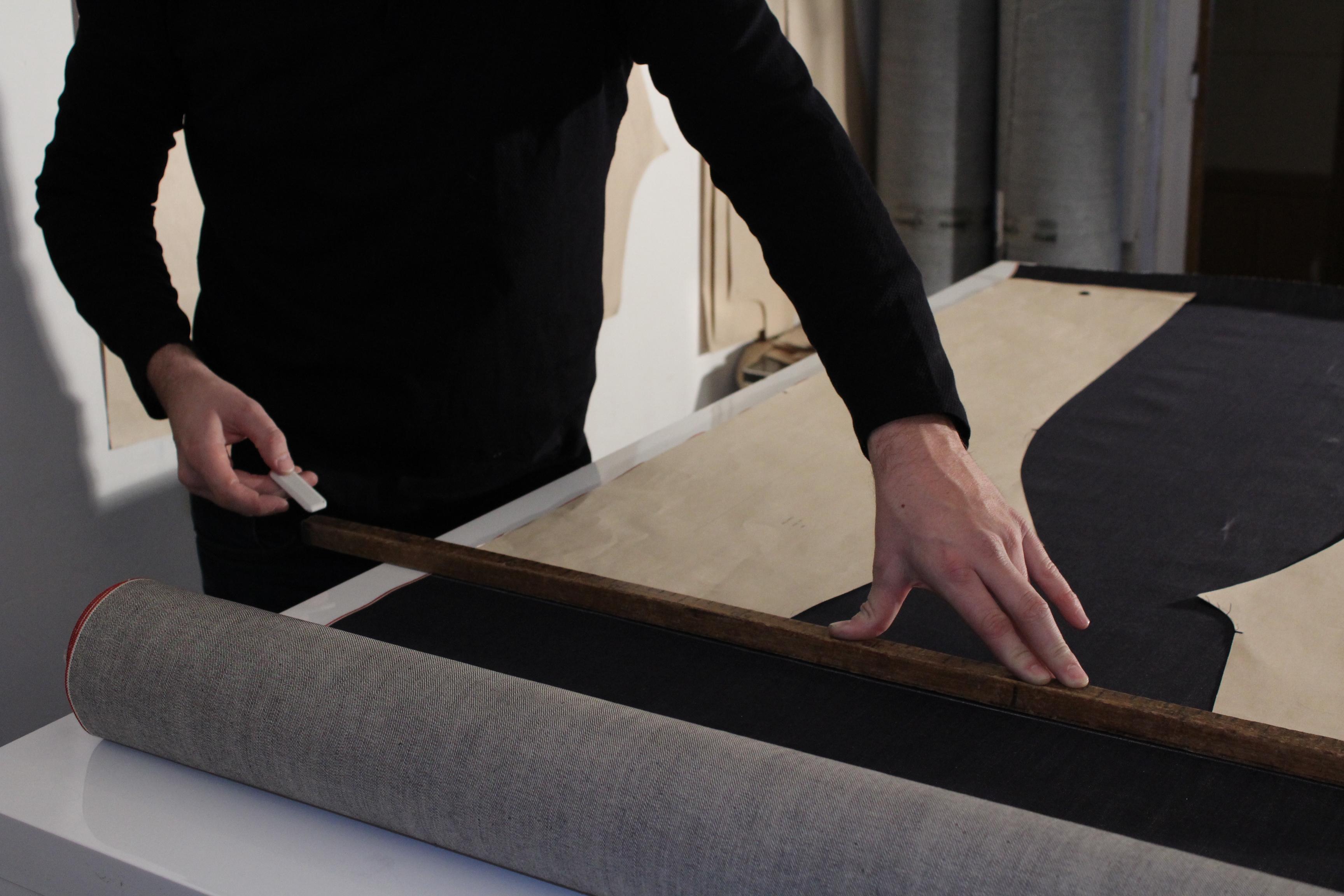 Ateliers de Nïmes handcrafted artisanat denim