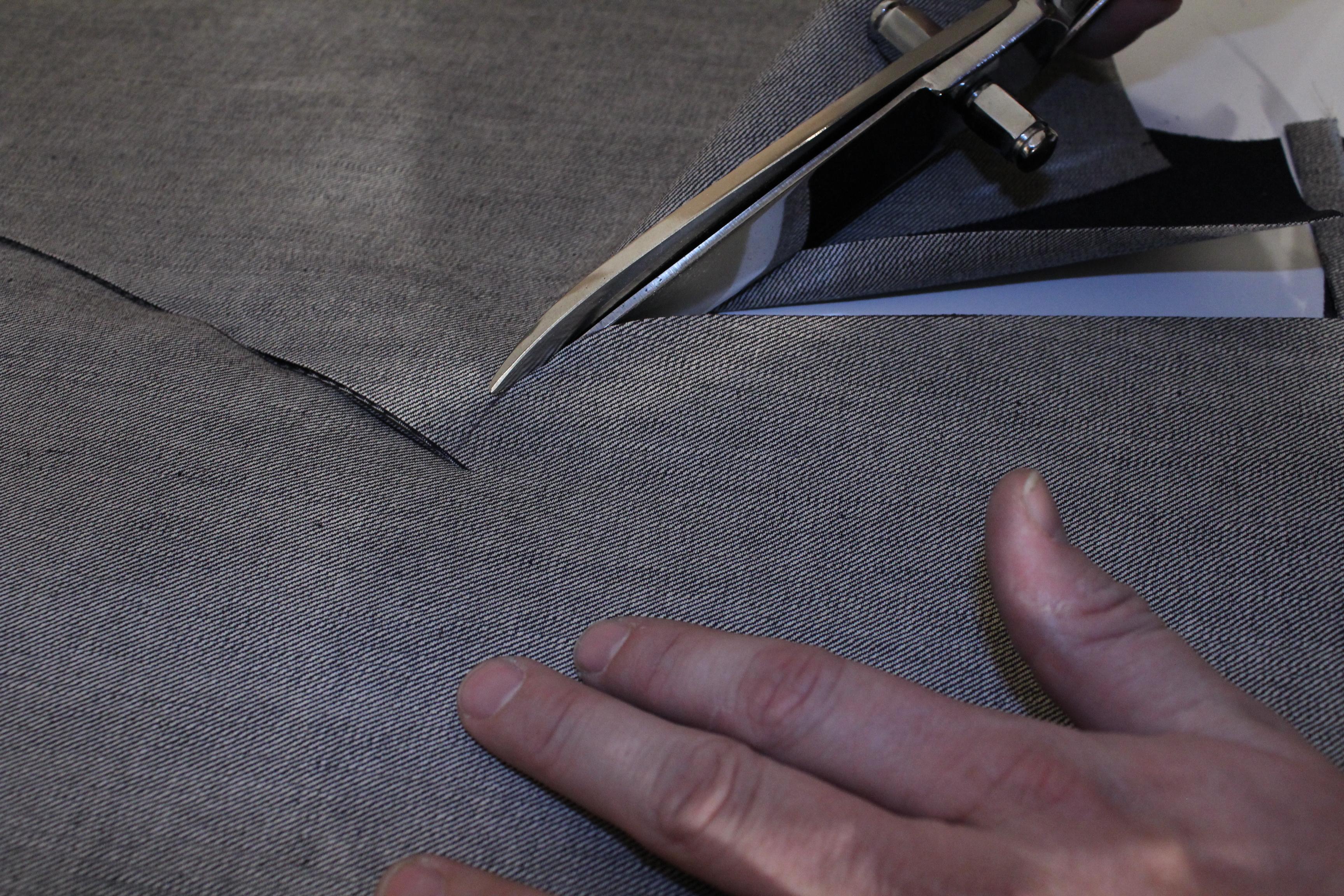 Ateliers de Nîmes artisans handcrafted denim