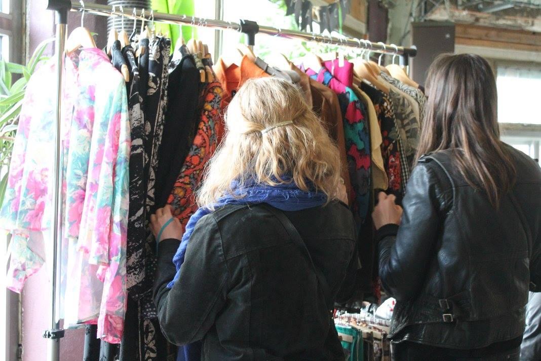 Hylla La Recyclerie Fashion Revolution