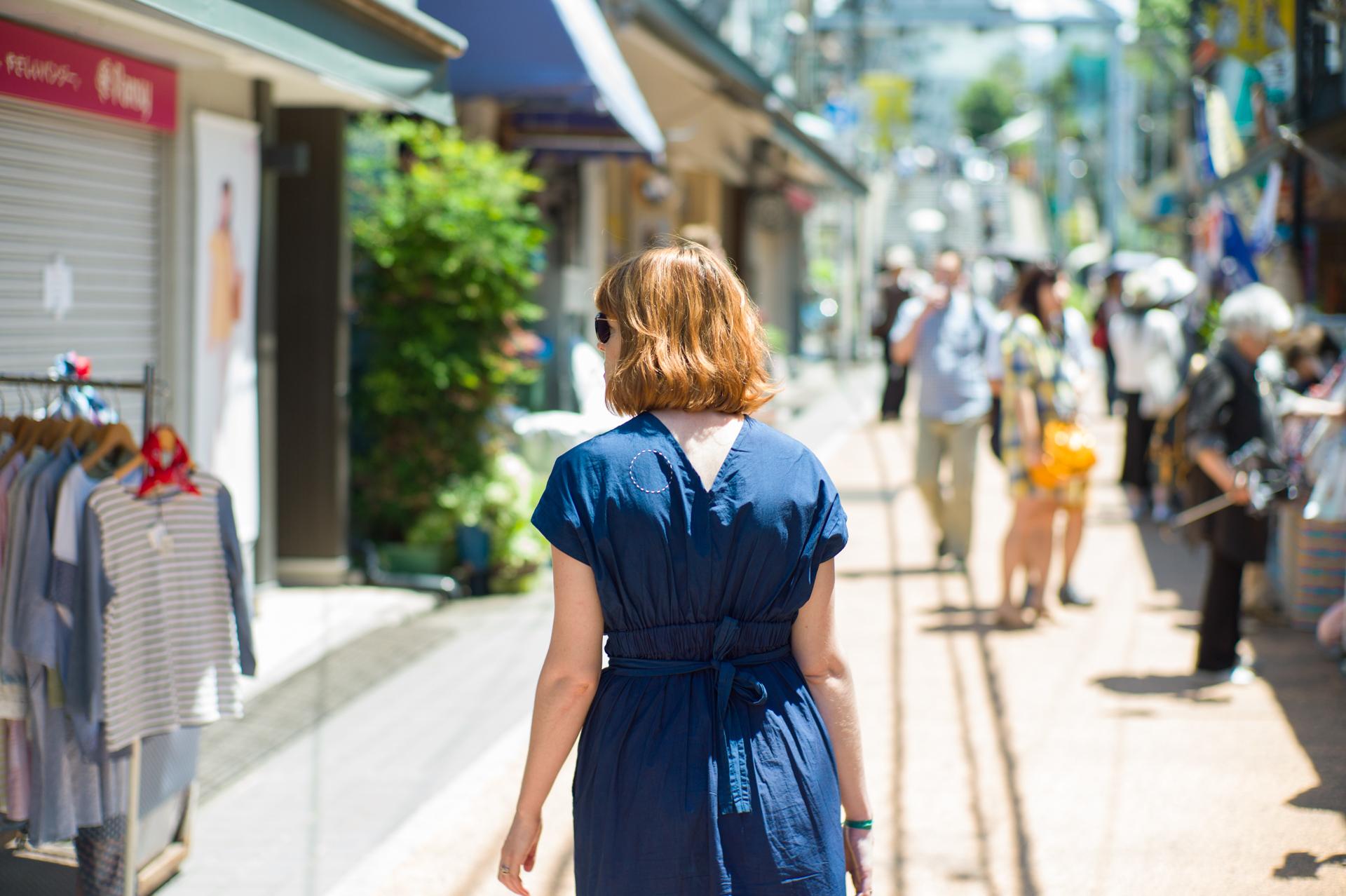 Look Indigo Japan Tokyo Organic Cotton